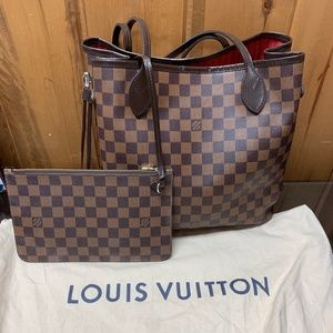 Louis Vuitton Neverfull *Authentic, with receipt*